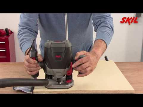 Подготовка и настройка фрезера SKIL для фрезерования дерева