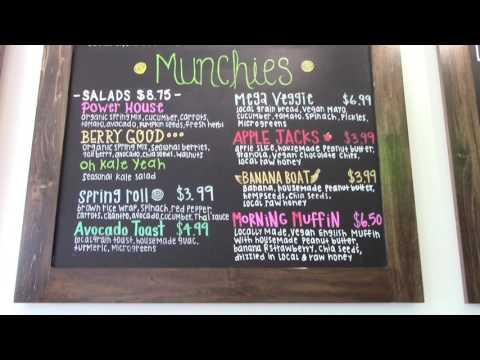 Eating Vegan at Juice Vibes - Cary, NC