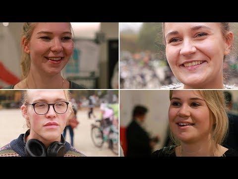 Erstsemesterbegrüßung: Warum Studenten in Osnabrück studieren