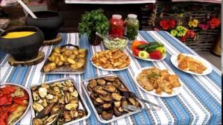Ukrainian real food/Украинские блюда
