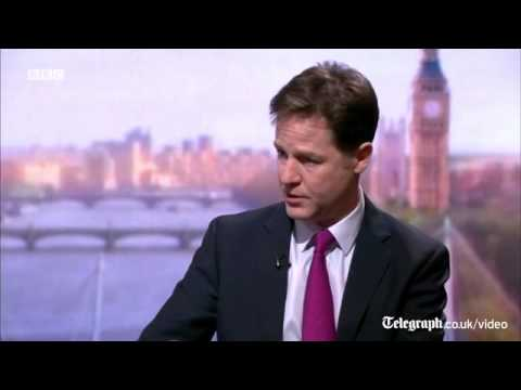 Clegg: 'Spying on every person in the country is not a very British thing to do'