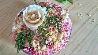 Салат Шуба класичний рецепт
