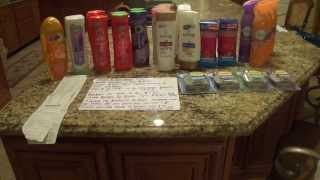 Target and CVS Couponing Haul 7/11 Thumbnail