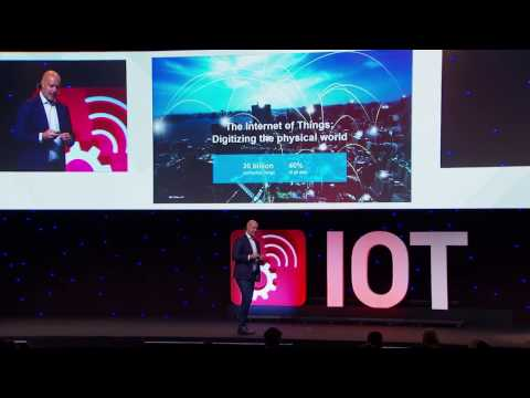 The Business of Things - Nicola Villa, IBM Global Business Services