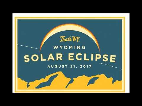 Total solar eclipse / Totale Sonnenfinsternis 2017 Douglas, WY