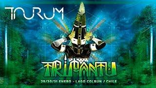 Taurum ★ Full On Psytrance mix Set Festival Tripantu (CHILE) 2016