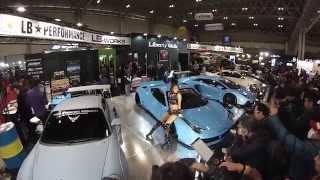 Tokyo Auto Salon 2015 Highlights - January 10, 2015