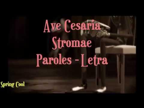 Stromae - Ave Cesaria [Paroles] | Letra Español-Francés|