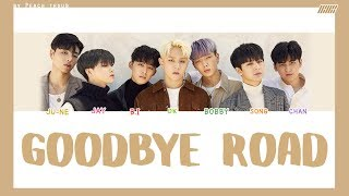 Cover images [COLOR CODED/THAISUB] iKON - Goodbye Road #พีชซับไทย