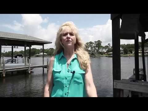 Grand Lagoon Waterfront Front Home - Panama City Beach, Florida Real Estate For Sale