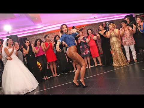 Düğünde oryantal  Belly Dancer ROMAN HAVASI-WEDDINGDANCE  -Beckum palace - راقصة