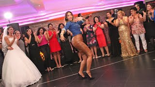 Düğünde oryantal  Belly Dancer ROMAN HAVASI-WEDDINGDANCE  -Beckum palace - راقصة