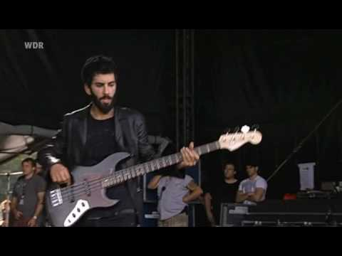 Scars On Broadway - They Say (Live @ Area4 Festival 2008)