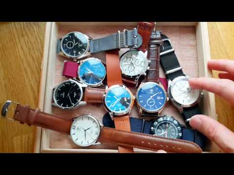My Watch Collection Yazole Traser  Tag Houer