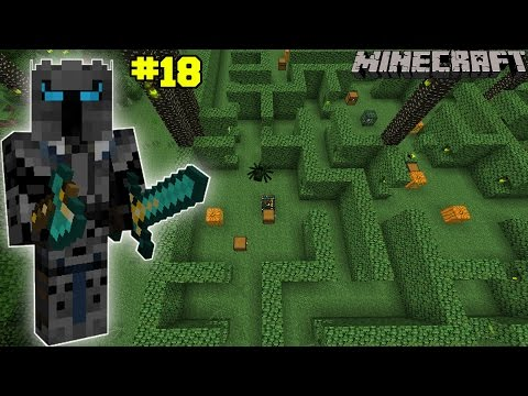 Minecraft: ANGRY WOLF MAZE CHALLENGE [EPS7] [18]
