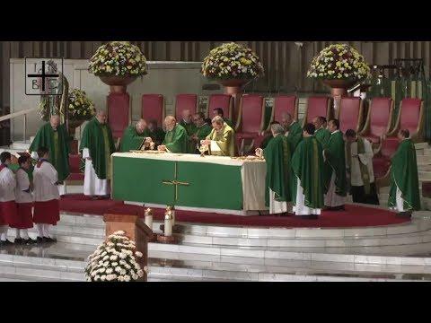 Basílica de Guadalupe. XIII Domingo Ordinario. Julio 02 2017.