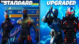 HOW TO UPGRADE SKINS In Fortnite! - Fortnite Battle Royale *SECRET* Skins Upgrade UNLOCKED