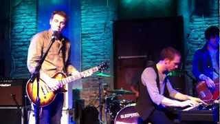 Sleeperstar - I Was Wrong Live at the Grand Stafford Theatre, Bryan, Texas 10-18-12