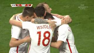 Polska 5:0 Finlandia - (2016) - Wszystkie bramki z meczu (HD)