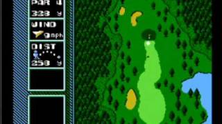 NES Open Hole-in-one on a Par 4