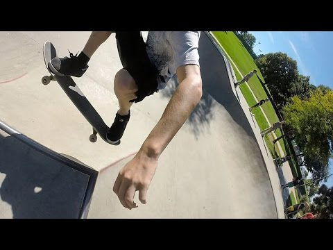 GoPro: Dominic Martinez - Englewood, Colorado 09.27.15 - Skate