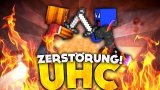 Die Zerstörung! - Minecraft UHC | DieBuddiesZocken