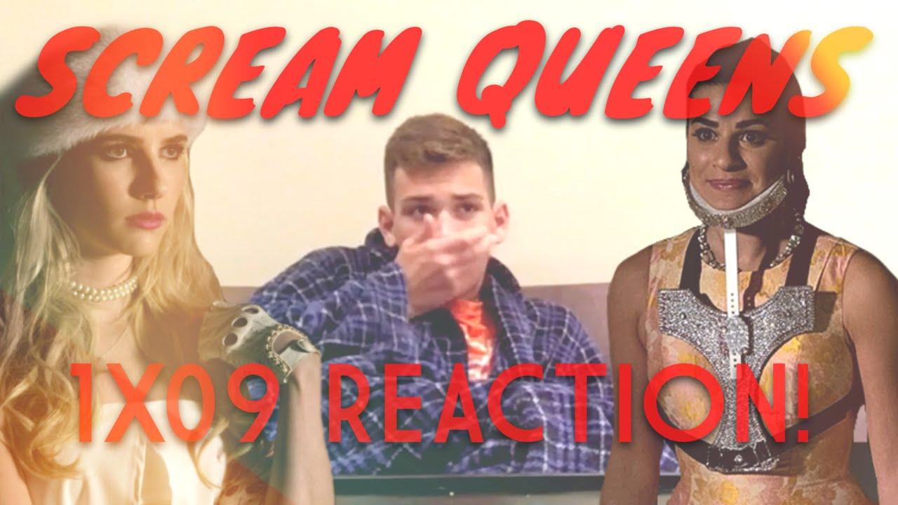 Download Scream Queens 1x09 Reaction!
