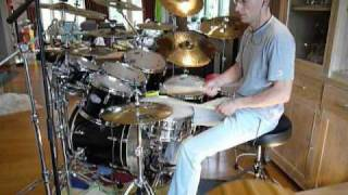 Steppenwolf - Born to be Wild (drum cover)