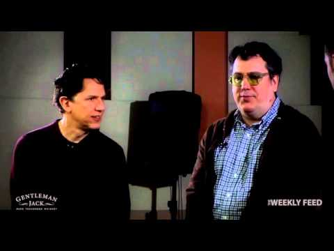 The Weekly Feed: They Might Be Giants - YouTube