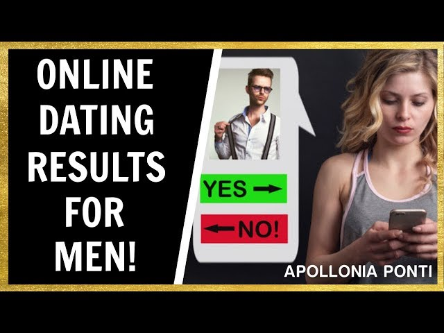 Online Dating Success For Men | 4 SUCCESS TIPS TO  AVOID MISTAKES!