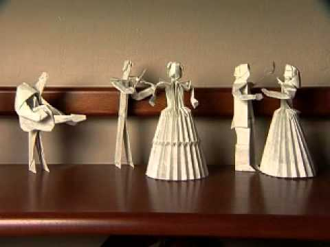 Science Of Origami - Mathematicians And Artists Use ... - photo#40