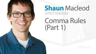 Comma Rules (Part 1)