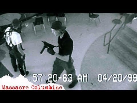 O MASSACRE DE COLUMBINE   Eric Harris E Dylan Klebold