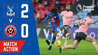 That Eze Goal... 🔥🔥🔥 Crystal Palace 2-0 Sheffield United | Match Action
