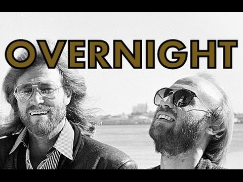 Bee Gees - Overnight (HQ Demo 1987)