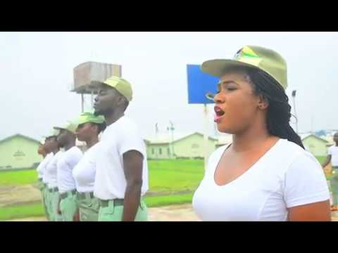 NIGERIAN NATIONAL ANTHEM BY NYSC-FCT ABUJA MARSHAL BAND
