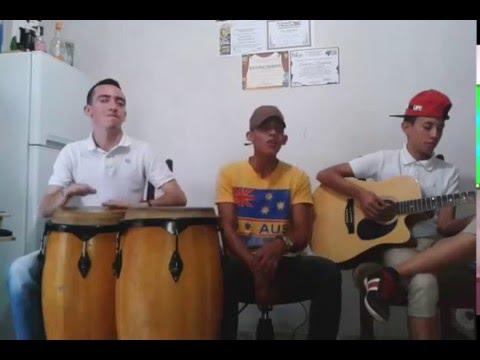 Andas En Mi Cabeza – Chino y Nacho ft. Daddy Yankee Cover