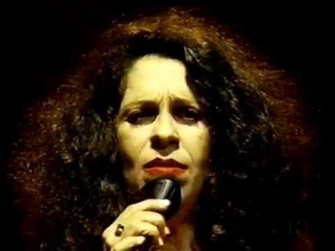 Programa Por Acaso | Gal Costa | Mina d'água | Entrevista e concerto televisionados