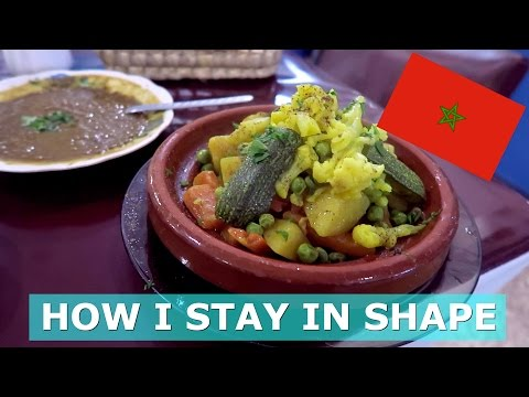 WHAT I EAT IN A DAY MOROCCO | TRAVEL VLOG IV