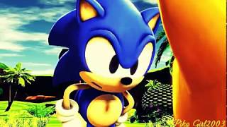 Sonic Tails Back In Time