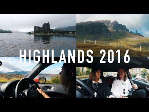 SCOTTISH HIGHLANDS 2016 | sunbeamsjess