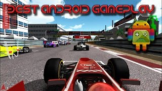 Formula Unlimited 2014 Android Gameplay