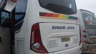 Jalan santai with PO. Sinar Jaya 57vx | Pemalang - Jakarta