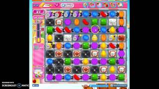 Candy Crush Level 1023 help w/audio tips, hints, tricks