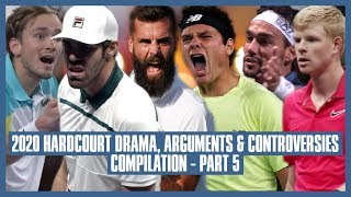 Tennis Hard Court Drama 2020 | Part 05 | 110% of the Time | Do You Remember that Match in Miami?