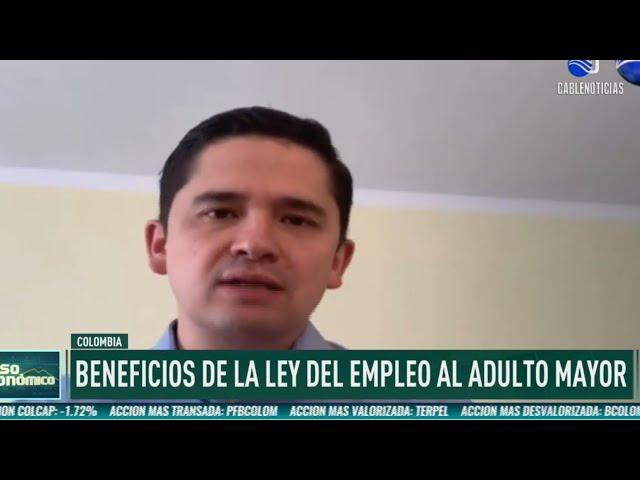 CableNoticias - Aprobada #LeyDelEmpleoDelAdultoMayor