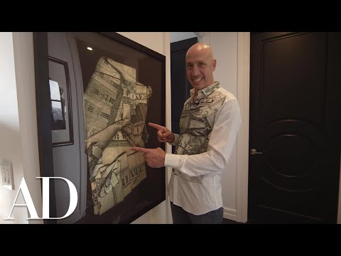 See How Robert Verdi's Passions for Fashion and Art Have Come Together