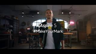 One Person, Three Faces, One Aspire 5   Acer