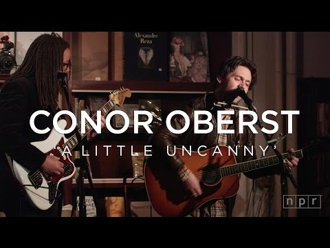 Conor Oberst: A Little Uncanny | NPR Music Front Row