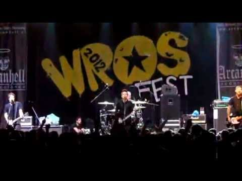 ANTI FLAG   WROS FEST CHILE 09/11/2012 COMPLETO [FULL CONCERT]